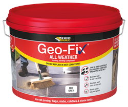Geo-Fix | For a Professional Finish in the Minimum Time